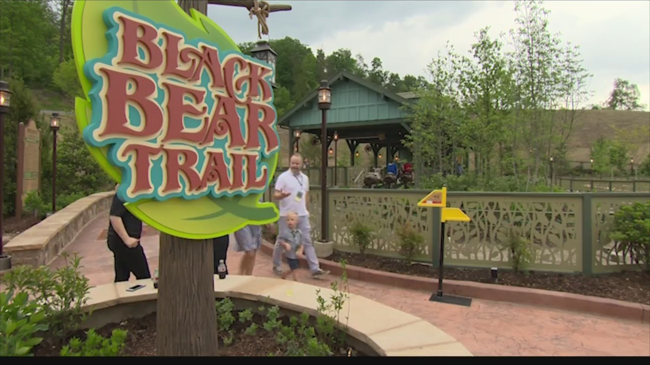 New attraction at Dollywood