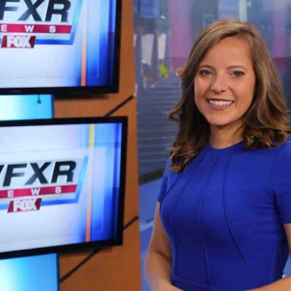 Sophia Borrelli WFXR Roanoke