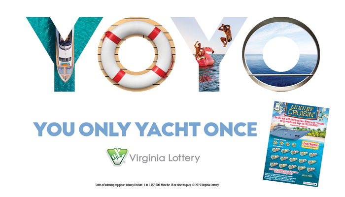 Virginia Lottery Luxury Cruisin Sweepstakes