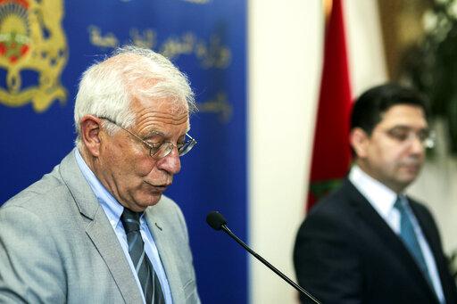 Josep Borrell Nasser Bourita