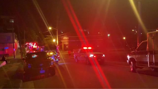 Roanoke apartment building evacuated