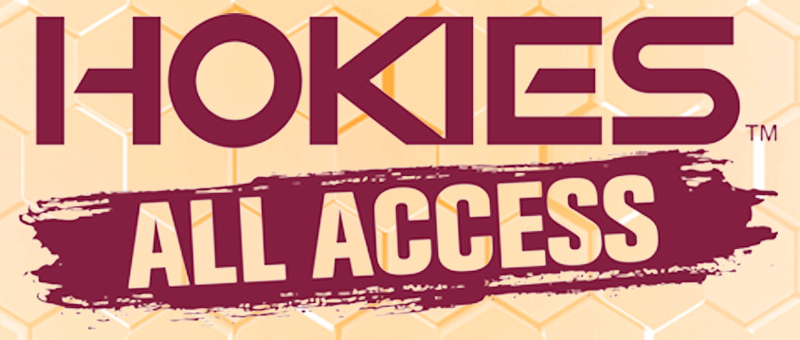 Hokies All Access logo