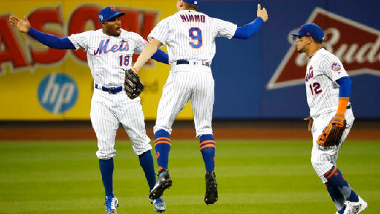 Leading Off Mets Try To Sweep D Backs Twins Ailing