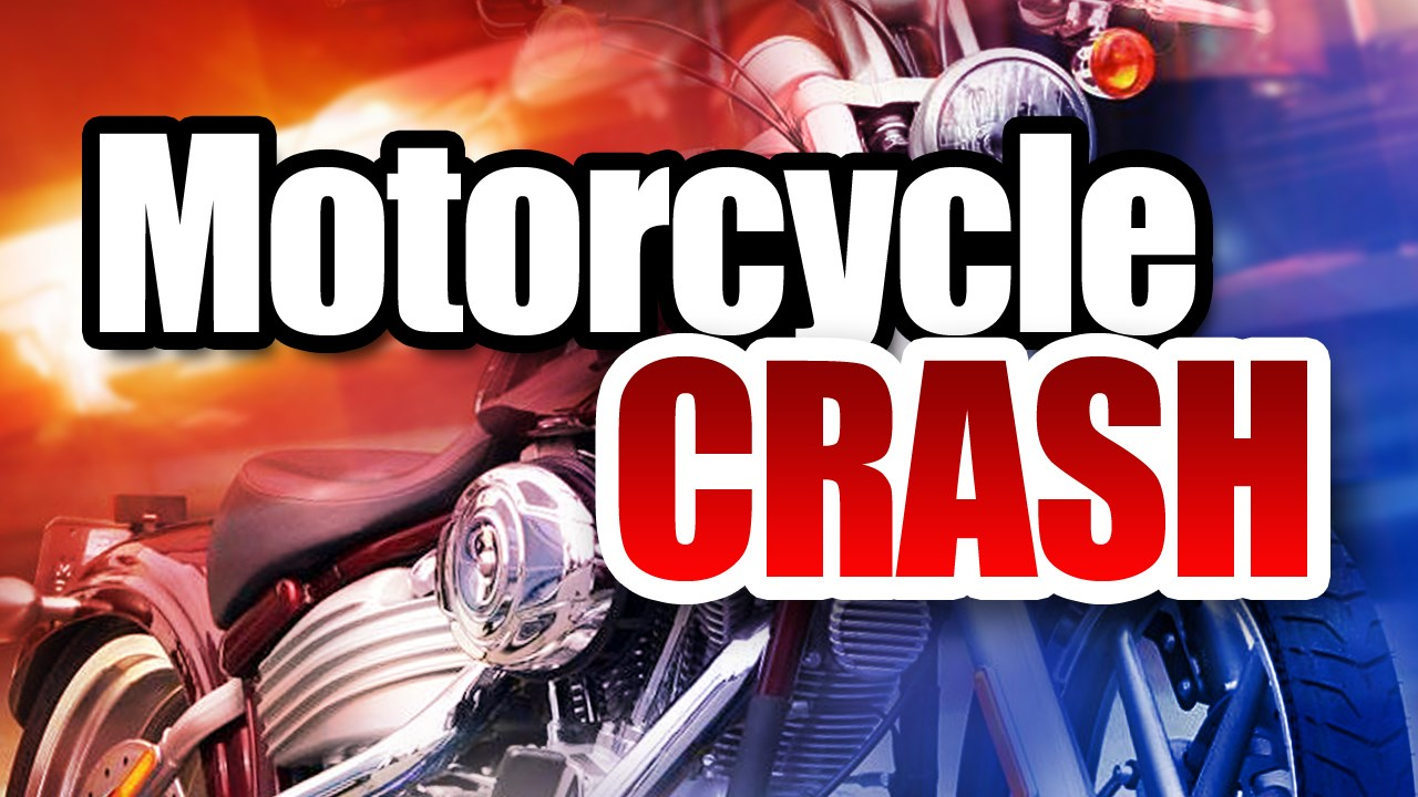 Roanoke Police are investigating after a motorcyclist wreck while trying to evade a traffic stop.
