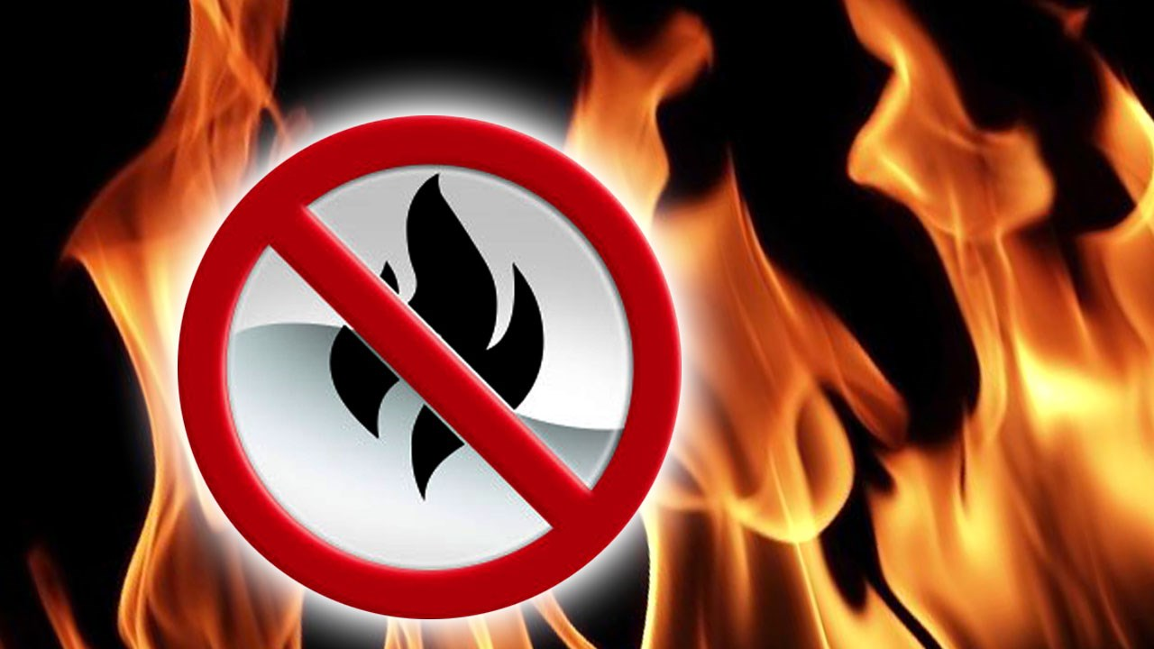 Officials say an open air burn ban will go into effect in Franklin County on Saturday, April 4. (Photo: Courtesy MGN)