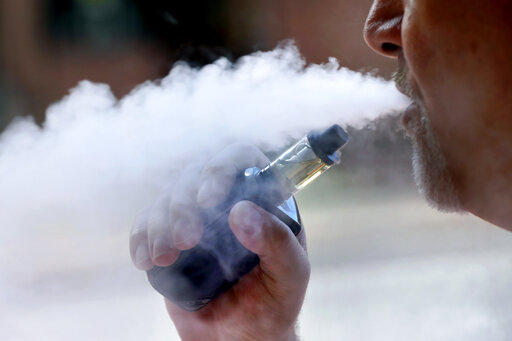 Investigators released the latest number of reported cases of injury due to vaping, including in the commonwealth.