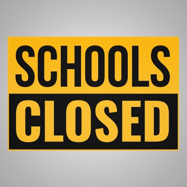 Wythe County Public Schools announced that some schools will continue to be closed due to water line issues.
