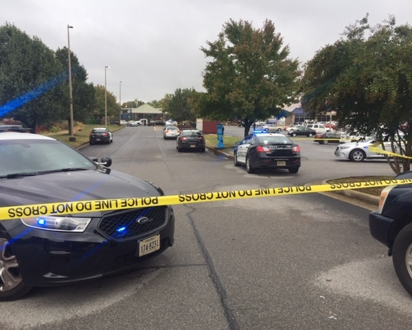 An officer involved shooting has occurred in Northwest Roanoke off Hershberger Road. (Photo: Nicole Block/WFXR News)