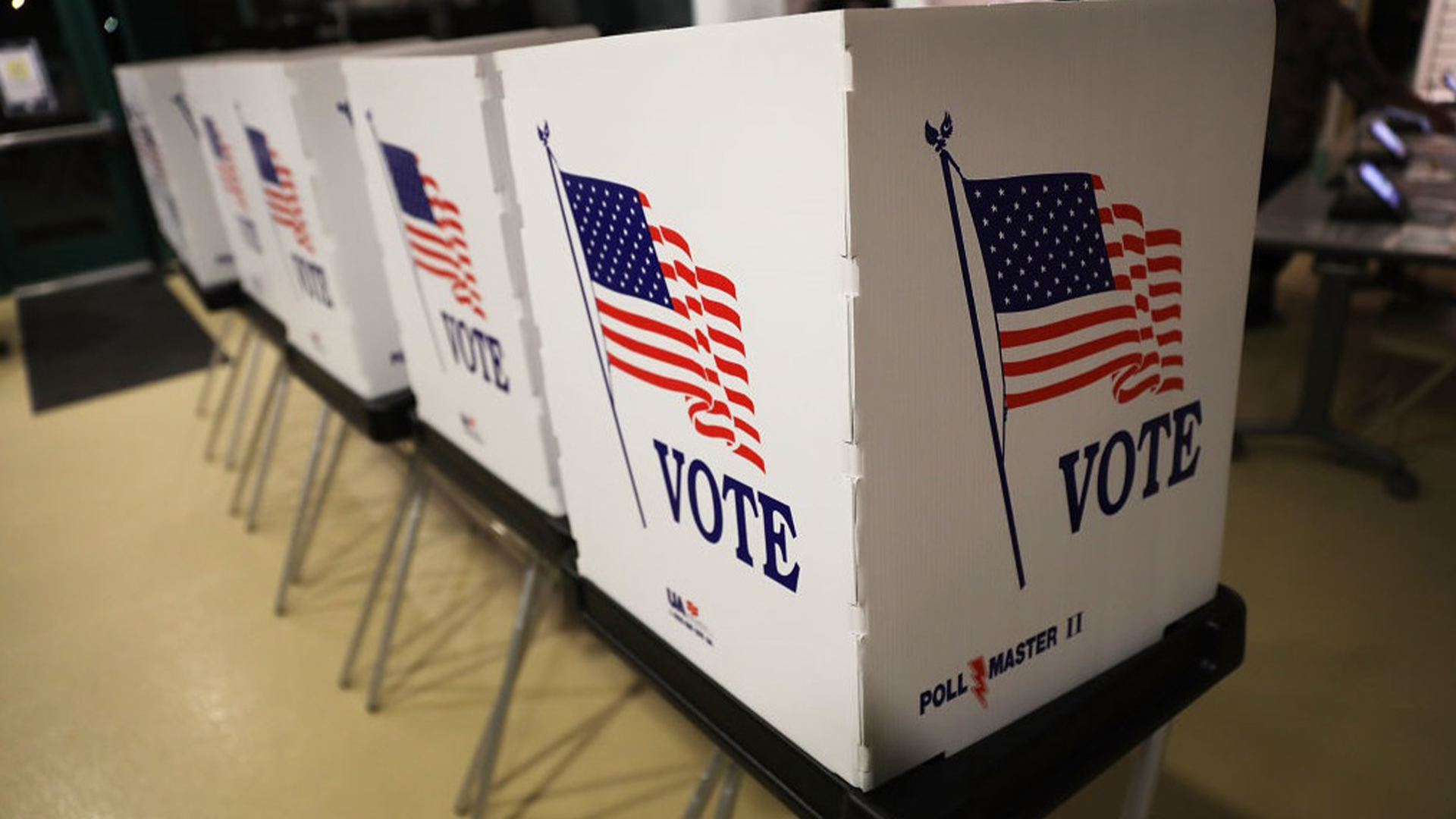 Tomorrow is election day and politicians across the country have their eye on Virginia's races.