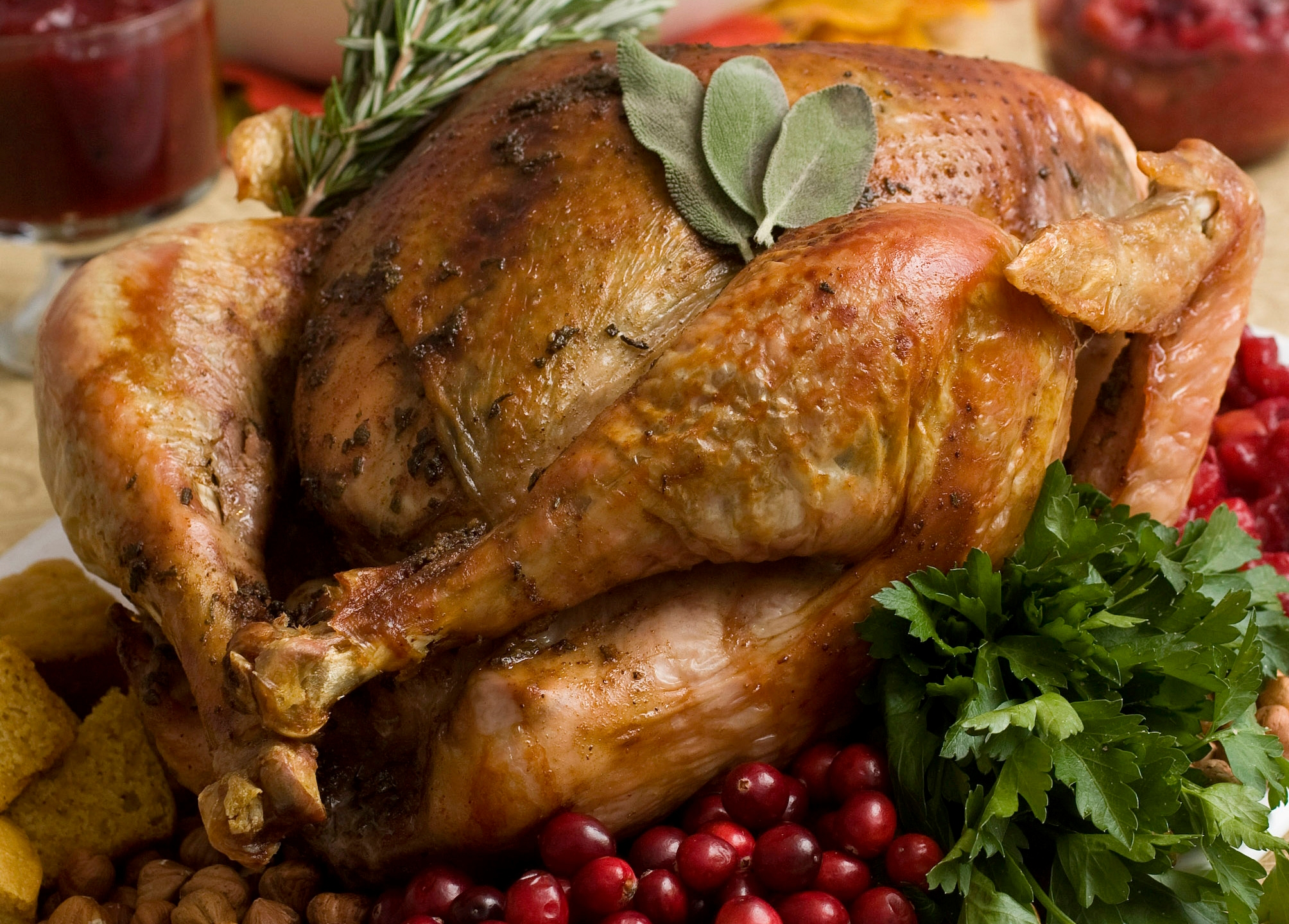 Now that stomachs have passed the overly stuffed with Christmas prepared meal phase, you may want to take pause before throwing away any uneaten food in the trash.