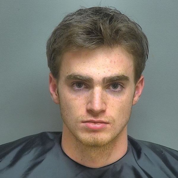 Carson Candler (Courtesy: Amherst County Adult Detention Center)