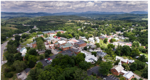 Shops owners and aspiring entrepreneurs can learn about the business climate in Botetourt County at the Small Business Summit in December. (PHOTO: Courtesy Botetourt County)