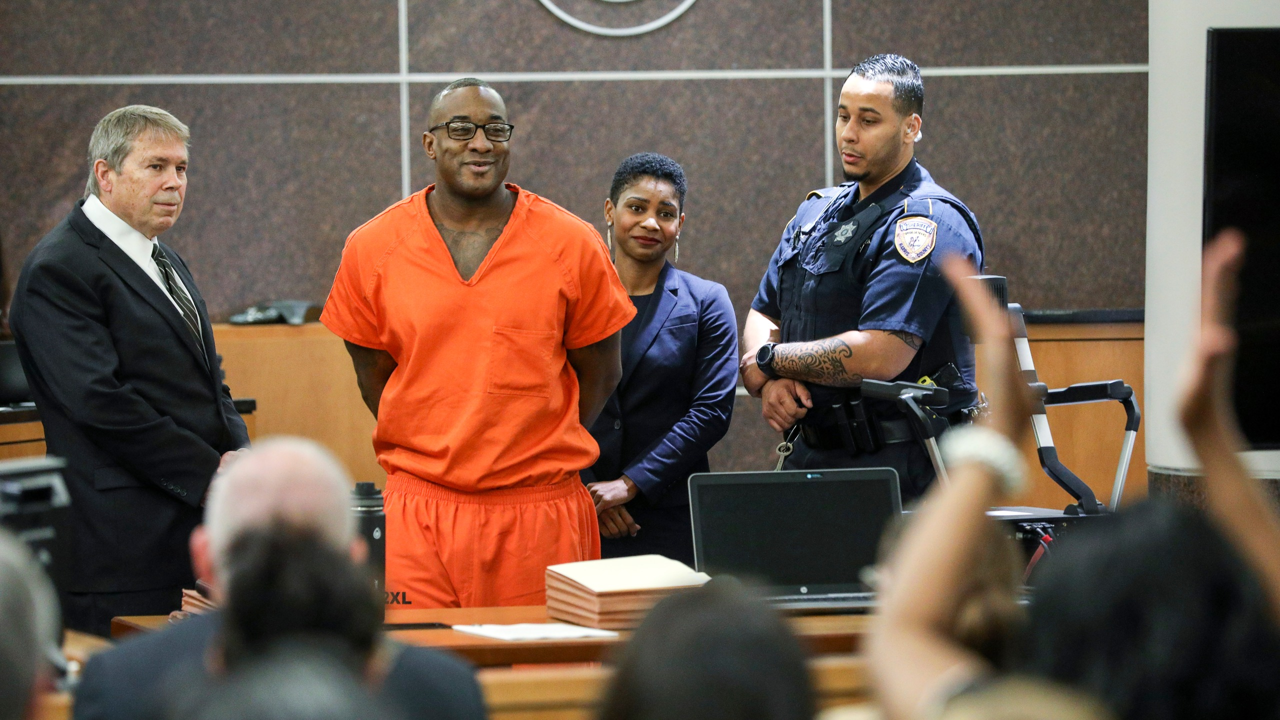 Texas inmate freed while innocence claims investigated