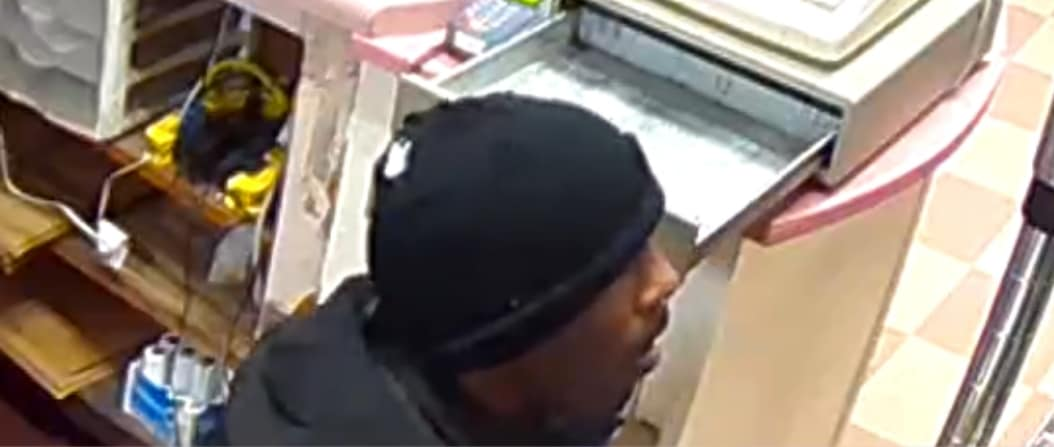 The Pulaski County Sheriff's Office seeks help in identifying a person of interest for breaking and entering a convenience store on Friday, Nov. 8 in Pulaski County's Shiloh area. (PHOTO: Courtesy Pulaski County Sheriff's Office.)