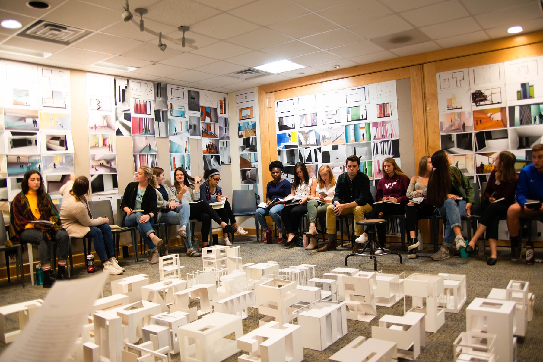 Virginia Tech's School of Architecture and Design nationally recognized for its excellence
