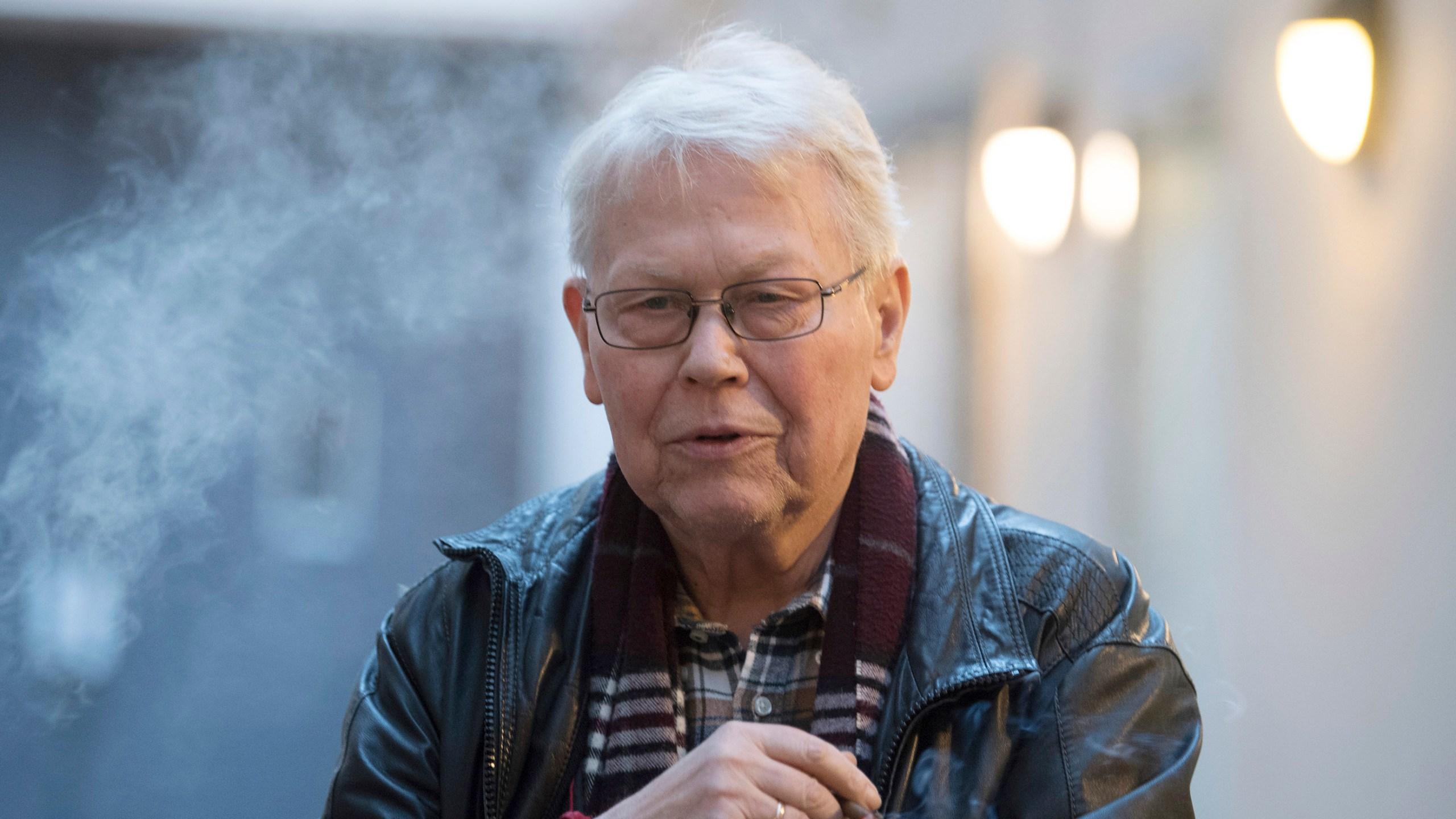 IMG HARRY KUPFER, German Opera Director and Academic