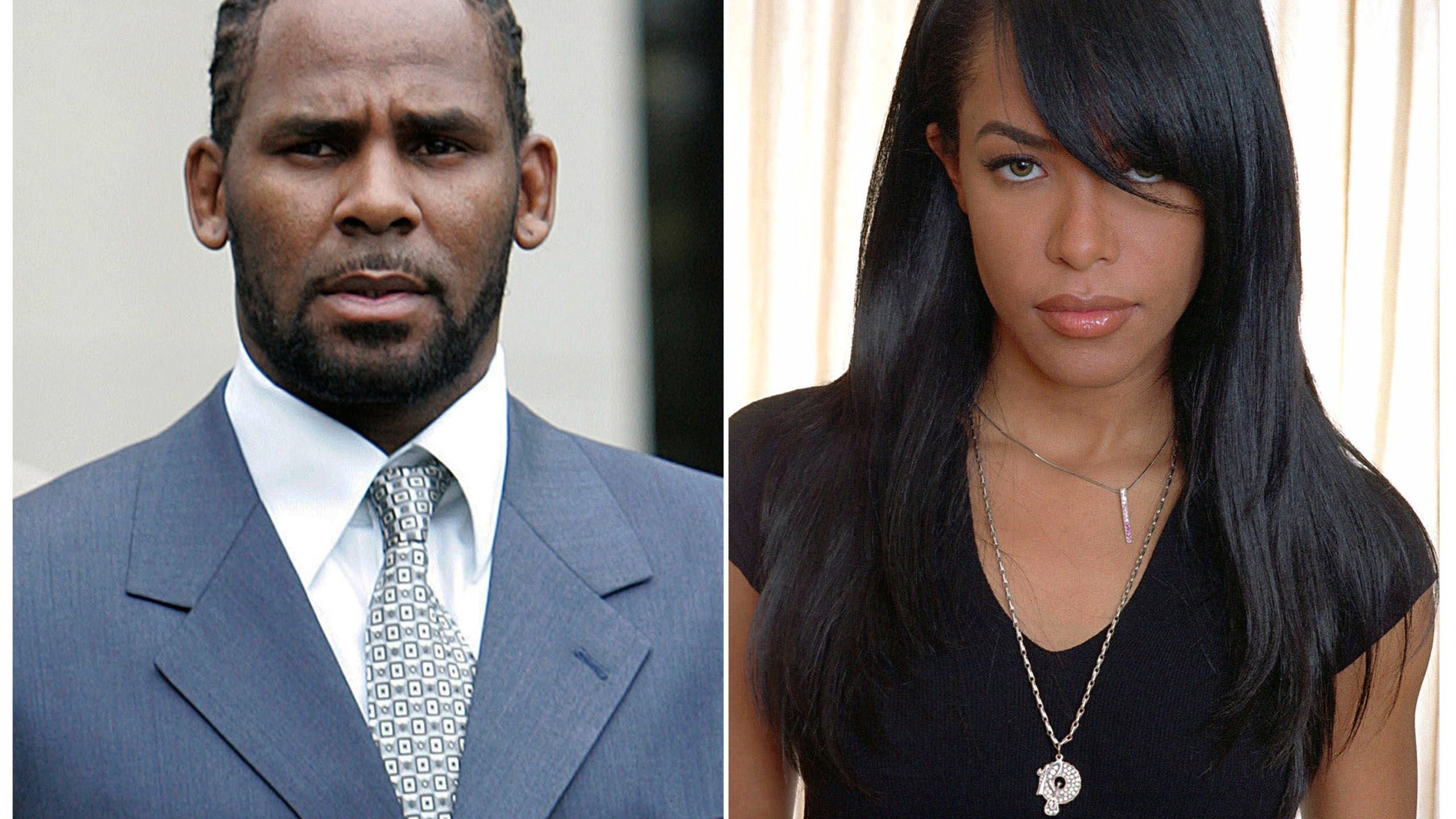 R Kelly Arraigned On Bribe Charge Linked To Aaliyah Wedding
