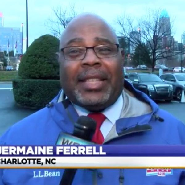 Jermaine Ferrell, WFXR athletic director is at Charlotte, North Carolina with the latest on the Commonwealth Games.