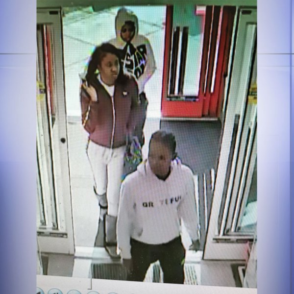 These three people are accused of shoplifting from several businesses in the Danville area, the city's police department said in a Facebook post. (Photo: Courtesy Danville Police Department)