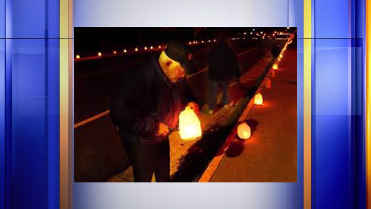 Dozens of volunteers will line Main Street with luminaries on Dec. 24 in anticipation of Christmas.