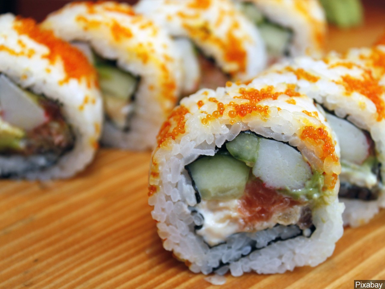 Fuji Food Products, Inc. issued a voluntary recall for some of its sushi products, due to potential contamination with sell-by date ranging from 11/20 - 12/6.