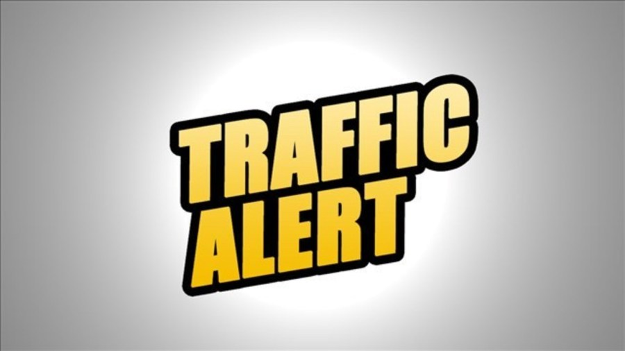 Motorists can expect delays on Interstate 81 due to a vehicle accident this afternoon near mile marker 103.6 in Rockbridge County.
