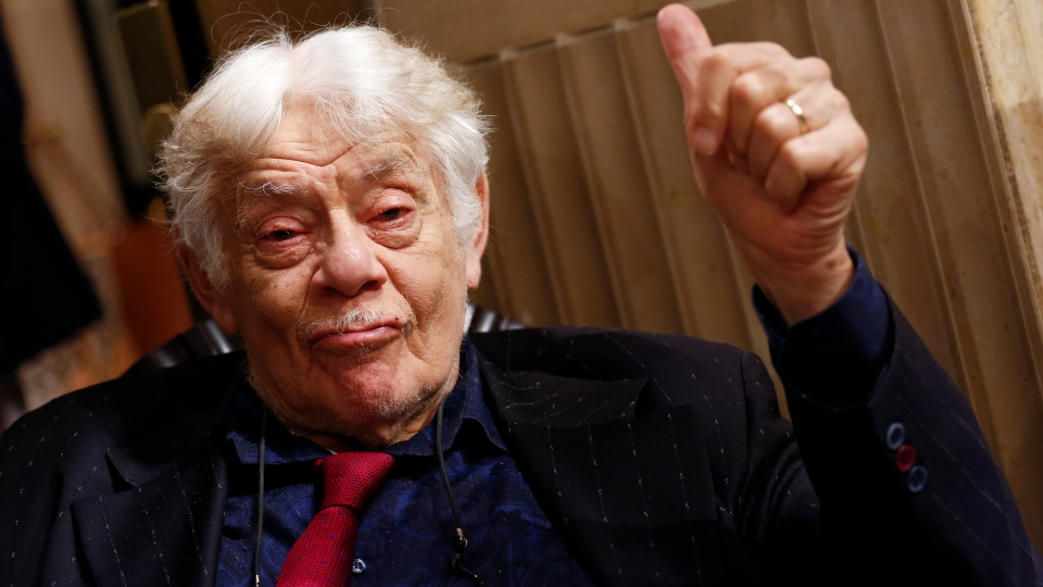 Jerry Stiller, comedian veteran actor, dies at 92