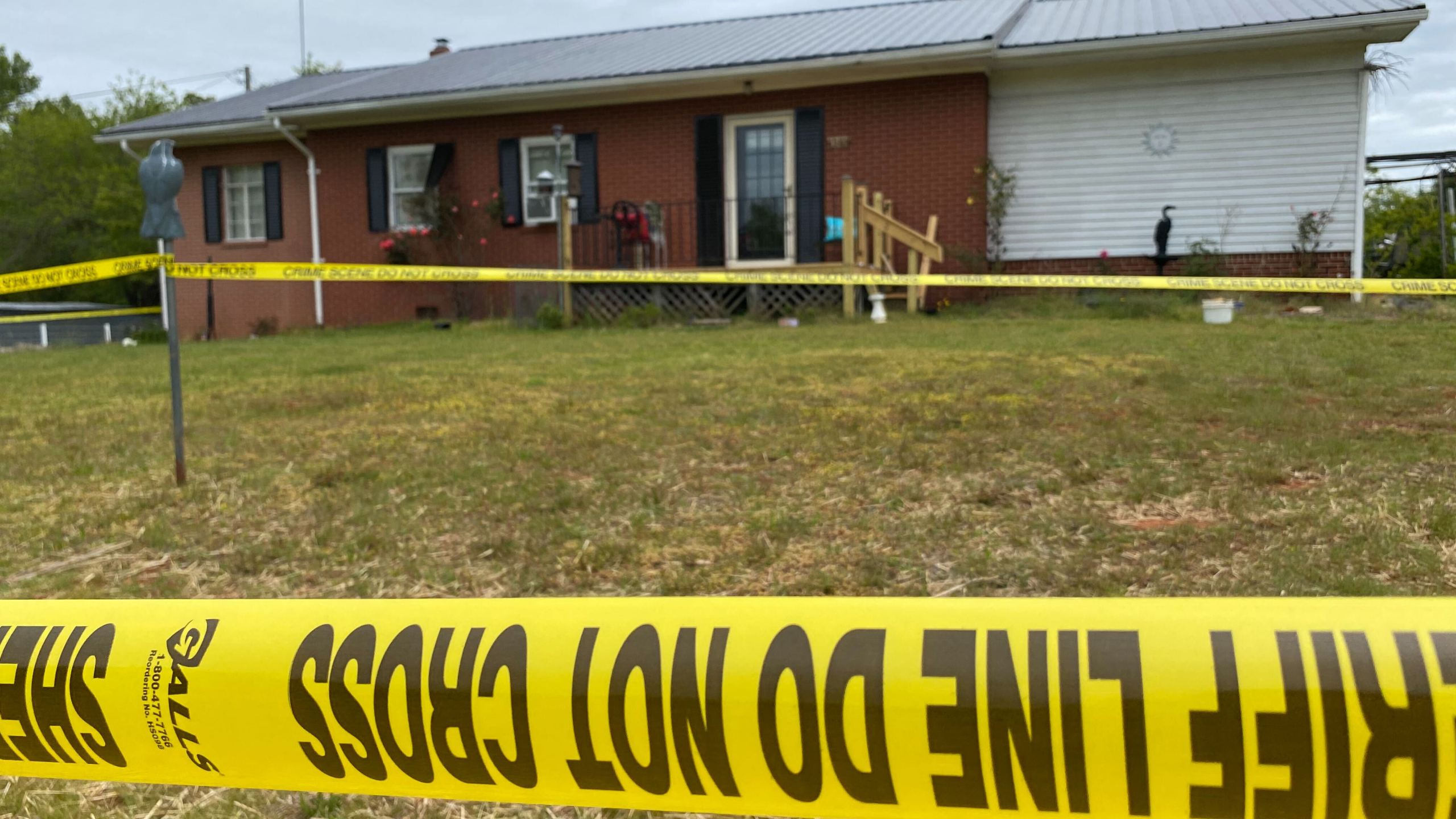 Authorities are investigating a homicide in Henry County on Wednesday, May 13. (Photo: Santiago Melli-Huber/ WFXR News)