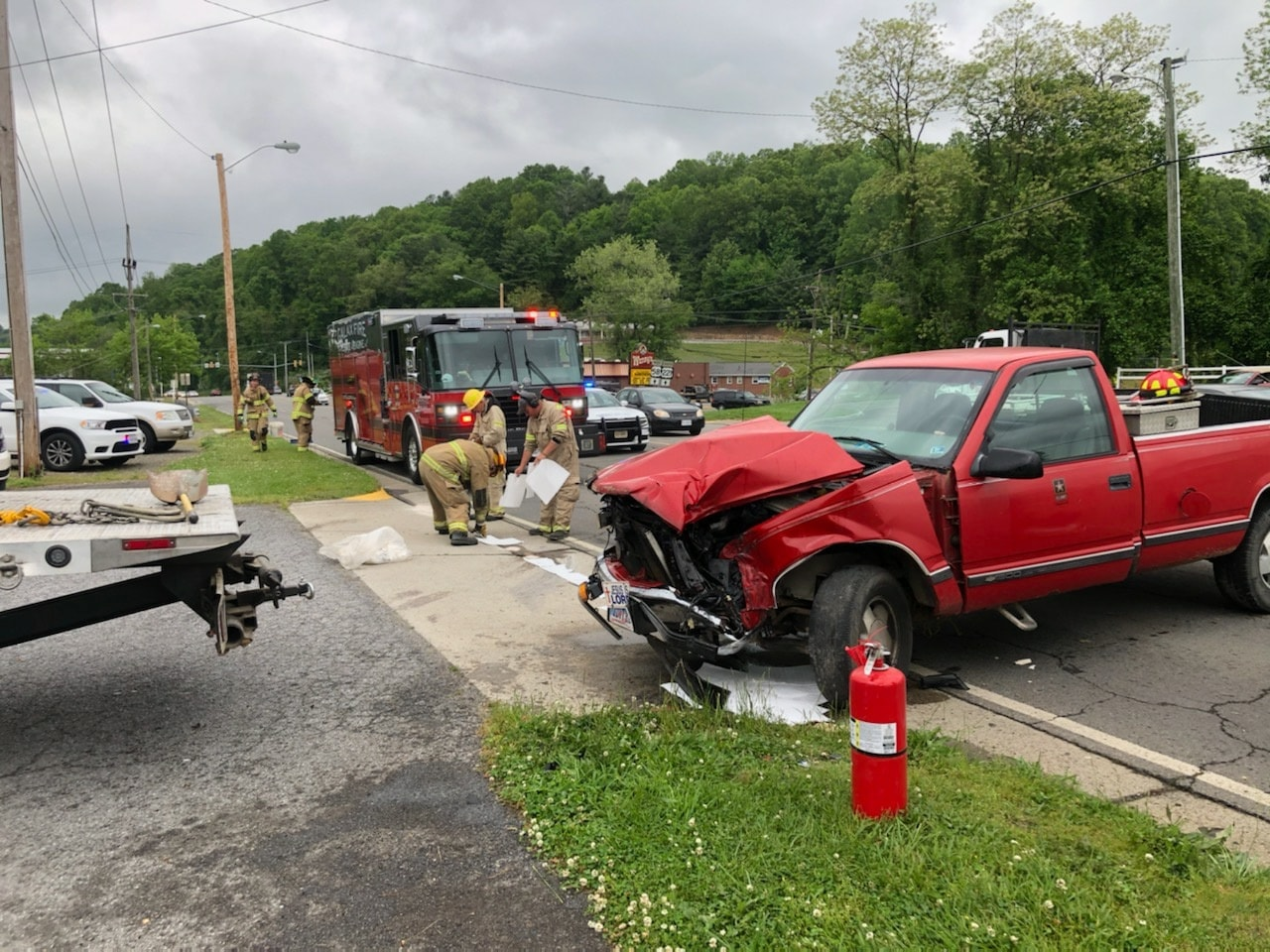 (Photo: Courtesy Galax Fire Department)