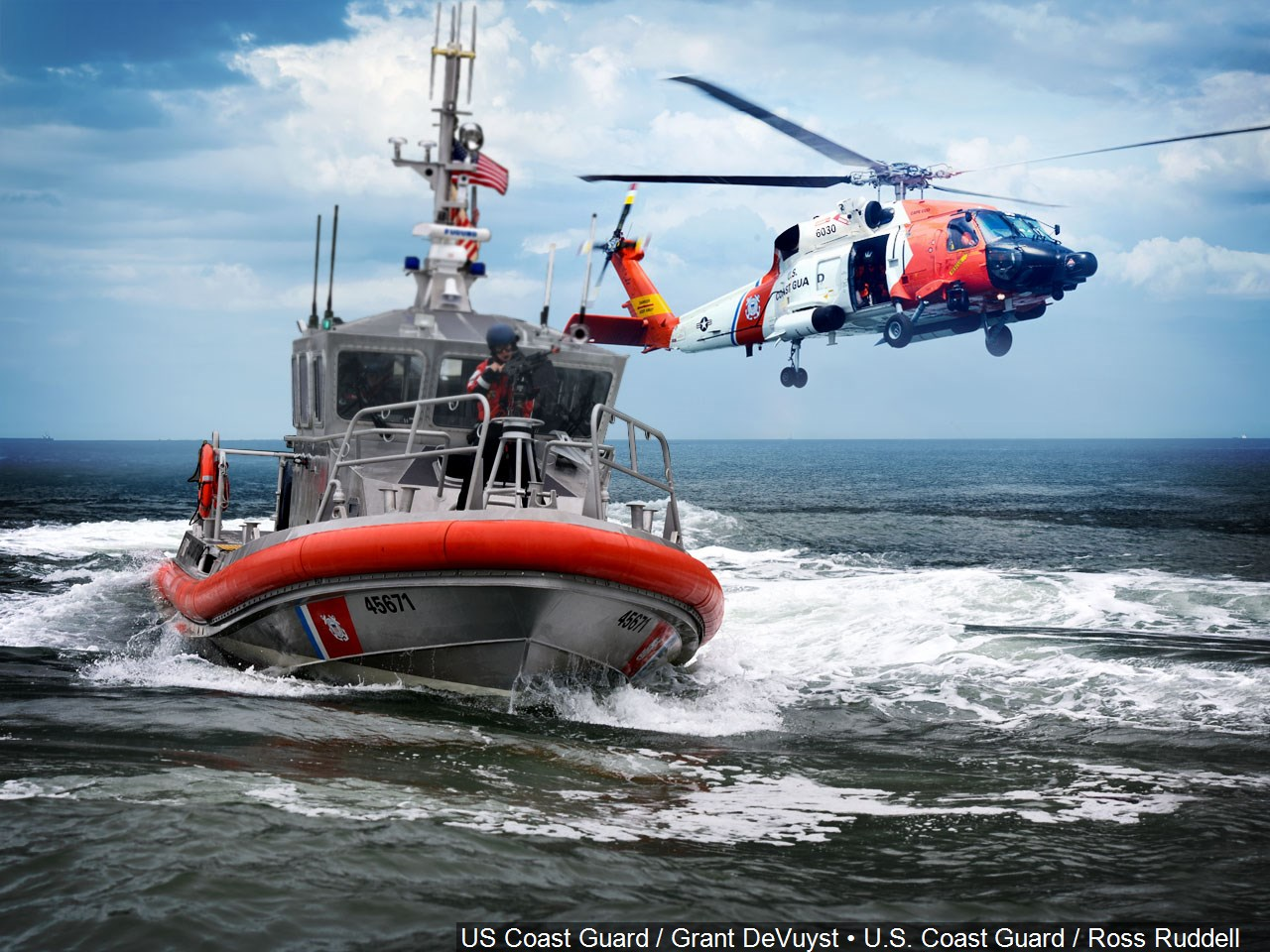 (Photo Courtesy U.S. Coast Guard/Grant DeVuyst/Ross Ruddell via MGN Online)