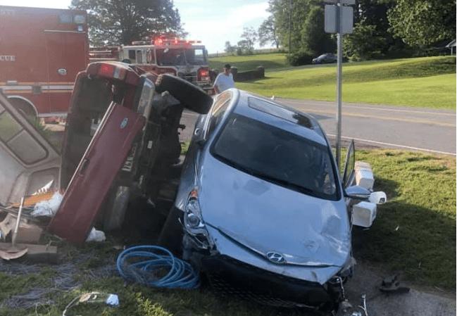 (Photo: Courtesy Stewartsville-Chamblissburg Volunteer Fire Department)