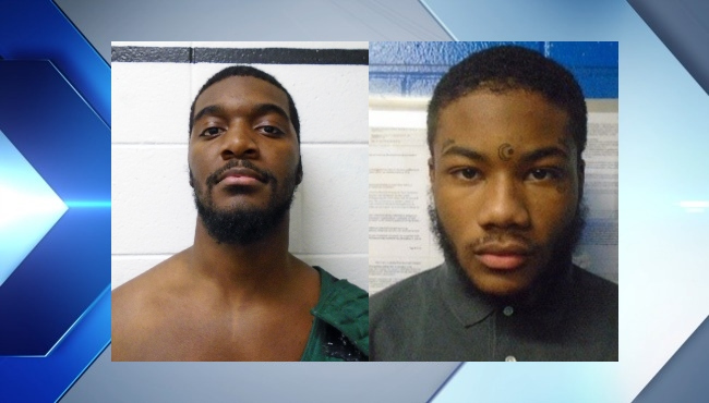 (Left to right) Jabar A. Taylor, 20, and Rashad E. Williams, 18, escaped from the Bon Air Juvenile Correctional Center and are currently at large. (Photos: Courtesy Virginia Department of Juvenile Justice)