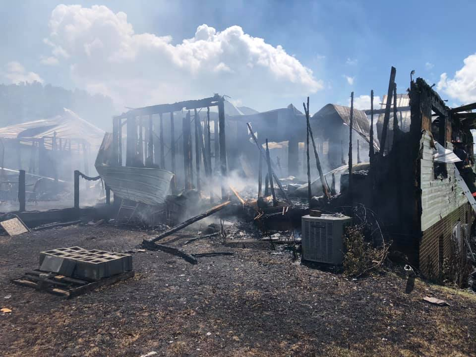 (Photo: Courtesy Wytheville Fire & Rescue Department)