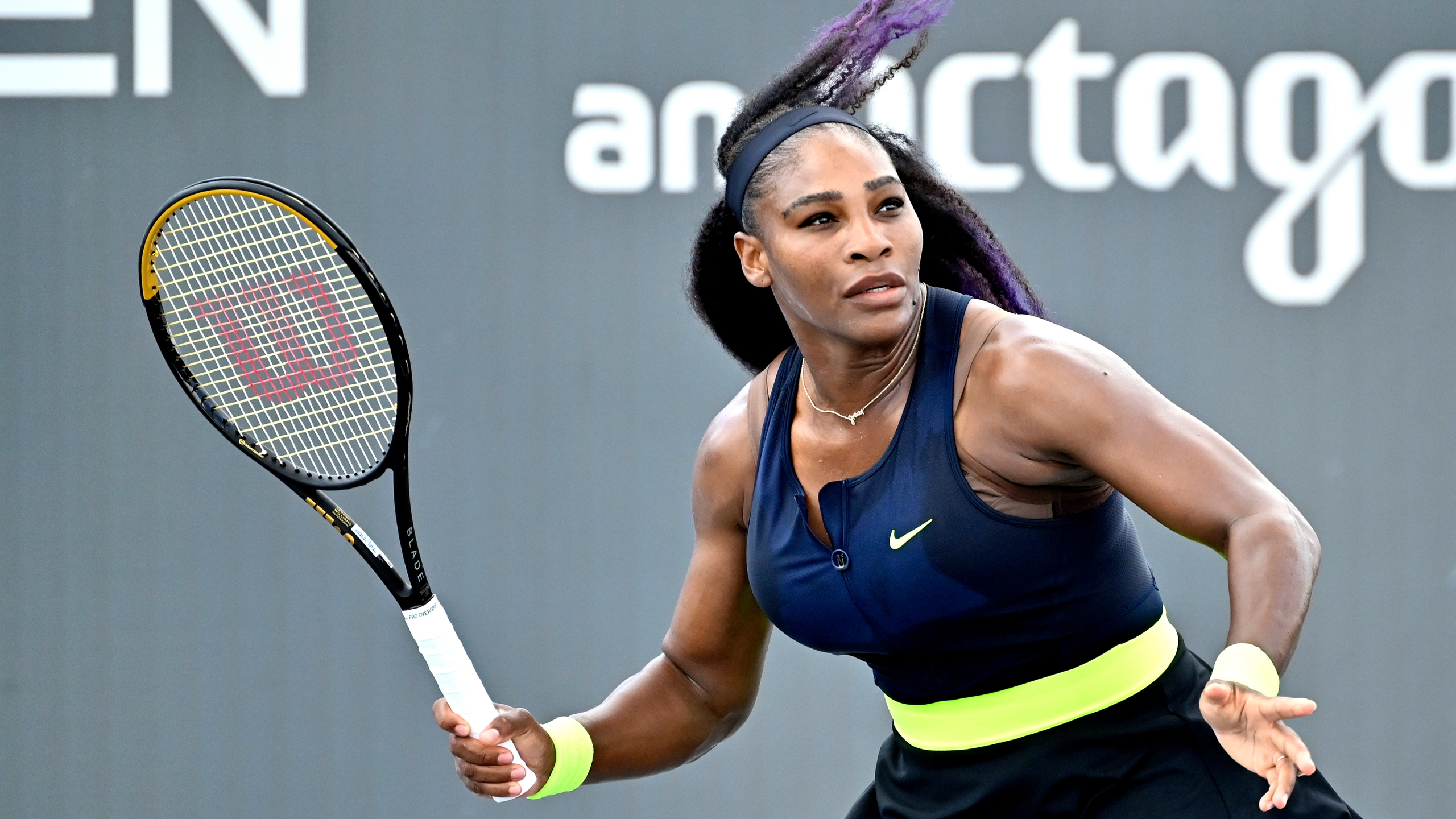 Nicholasville Ky Christmas Parade 2020 Serena Williams loses to woman ranked 116th; Coco Gauff wins | WFXRtv