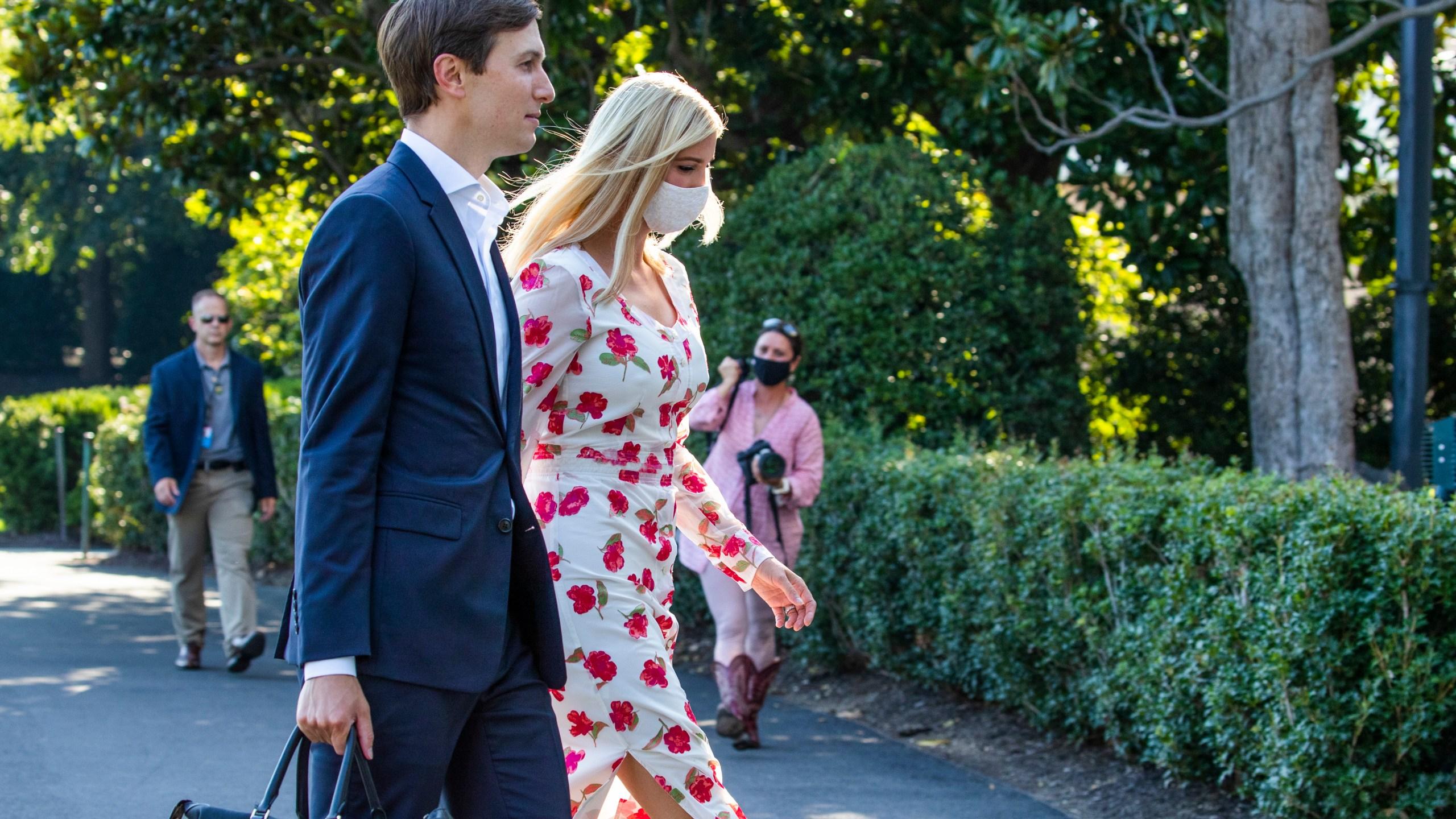 Ivanka Trump, Jared Kushner