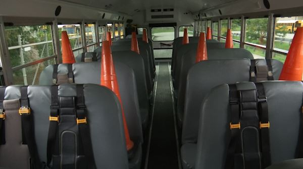 New Protocol For Roanoke City Public School Students Drivers On Buses Due To Covid 19 Wfxrtv