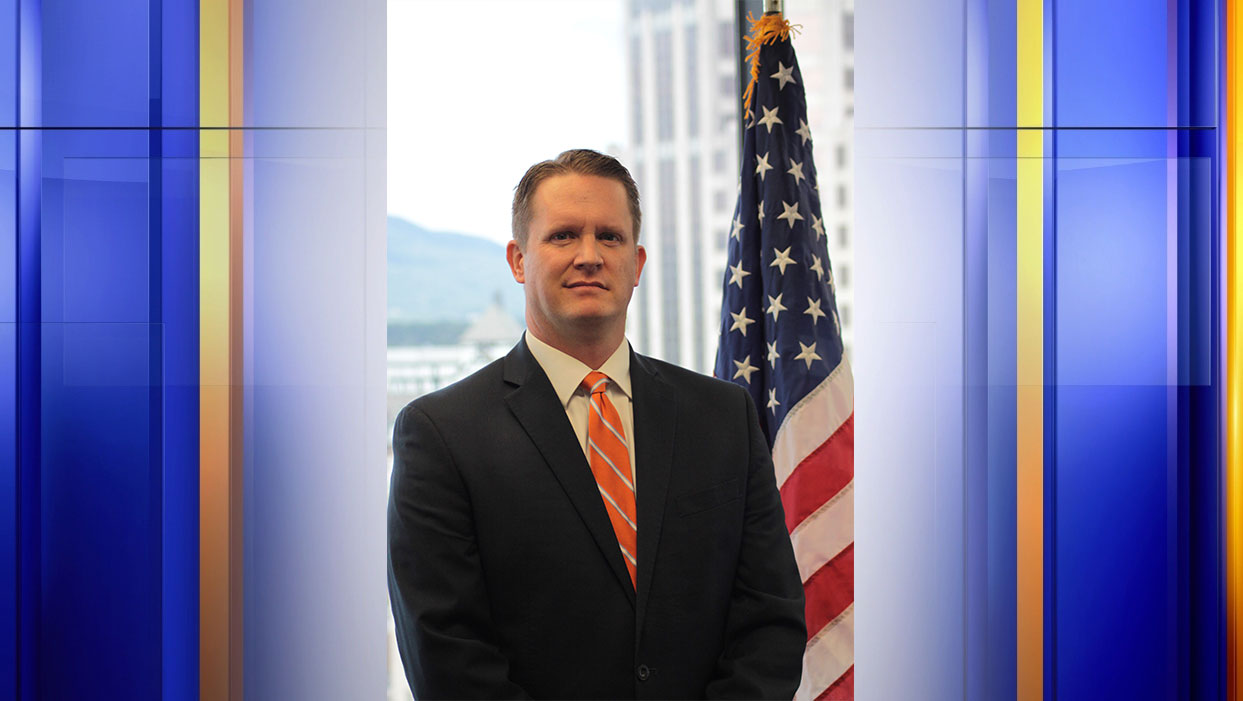 First Assistant U.S. Attorney Daniel P. Bubar has been named Acting U.S. Attorney for the Western District of Virginia, effective at noon on Sept. 15, 2020. (Photo: Courtesy Department of Justice)