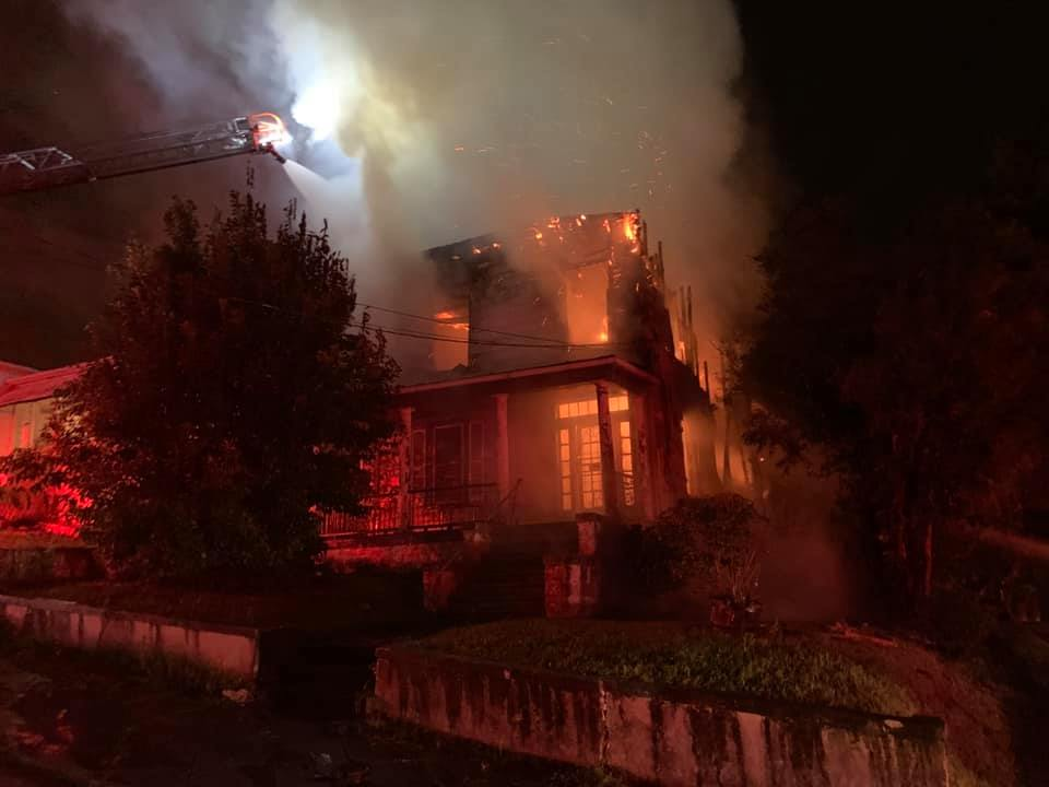 (Photo: Courtesy Danville Fire Department)