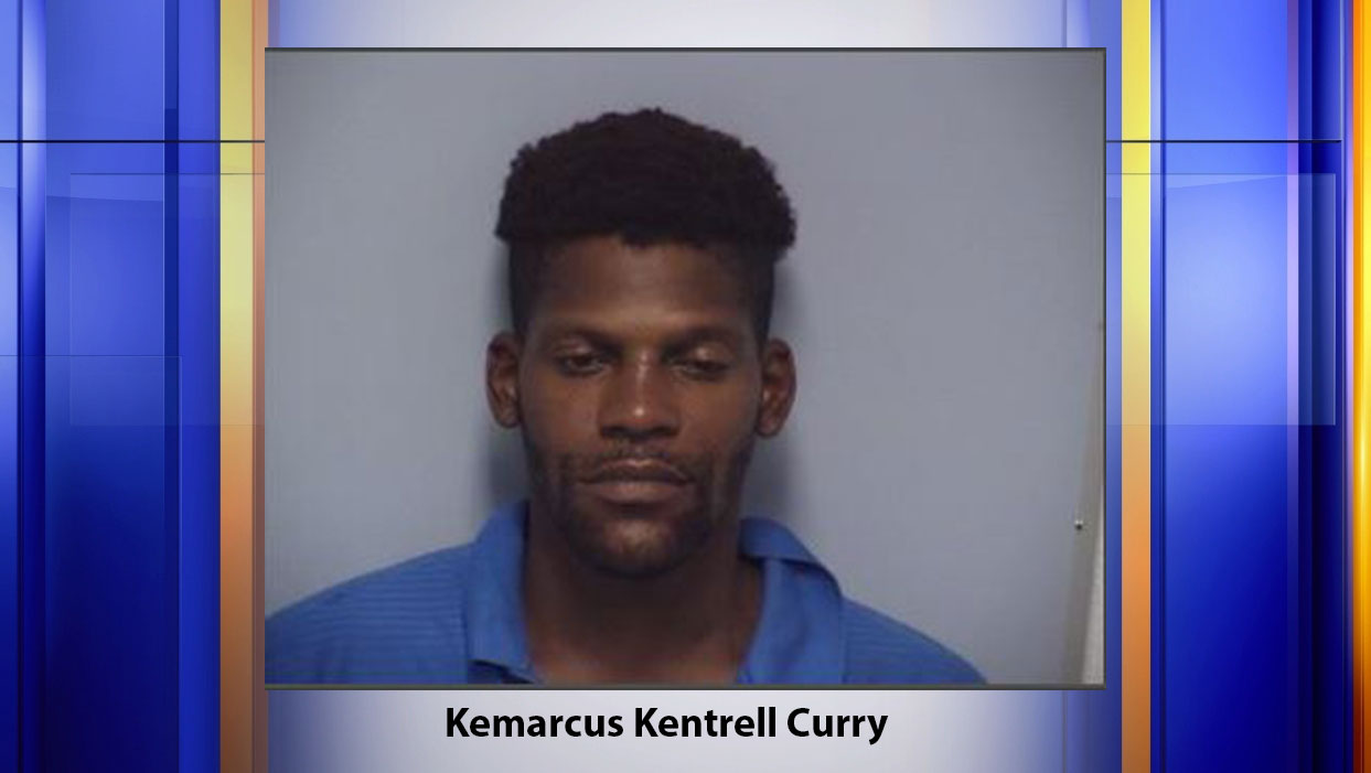 Police arrested and charged Kemarcus Kentrell Curry with two counts of malicious wounding after two men were sent to the hospital in Roanoke with stab wounds on Friday, Sept. 11. (Photo: Courtesy Roanoke City Jail)