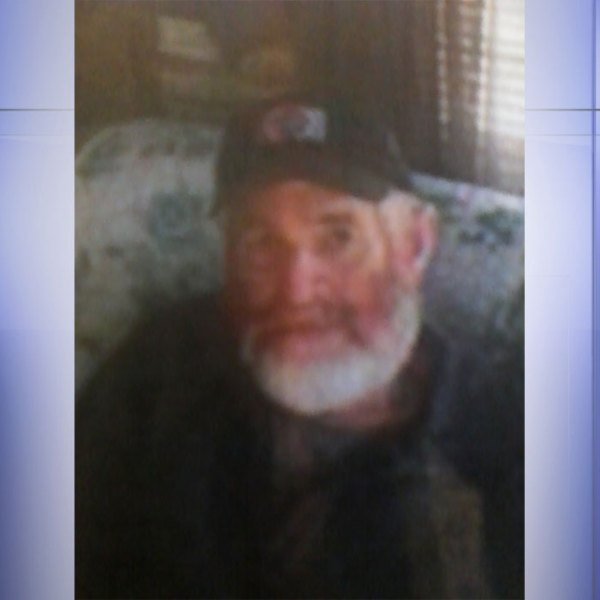 Authorities say Turner Quesenberry -- approximately 70 years old -- was last seen near Indian Valley Post Office Road in Floyd County near the Carroll County border around 2 p.m. on Sunday, Sept. 20. (Photo: Courtesy Floyd County Sheriff's Office)