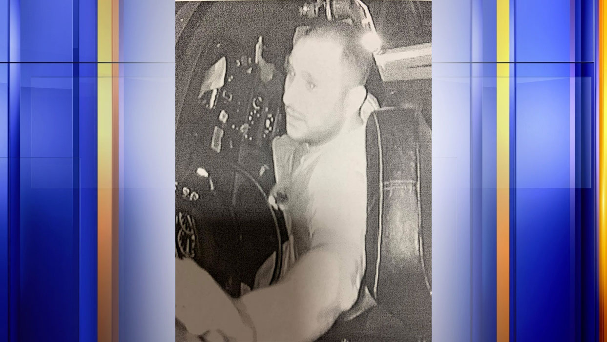 Police say this man -- who is wanted in connection with the theft of a Wythe County school bus on Sunday, Sept. 13 -- goes by the aliases of Jorge Olivares or George Lopez. (Photo: Courtesy Wytheville Police Department)