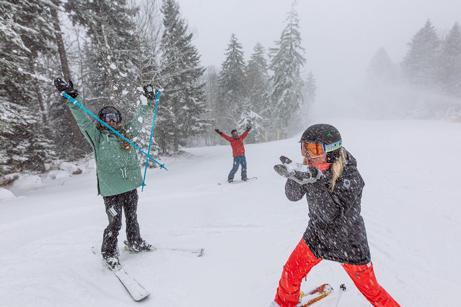(Photo: Courtesy Snowshoe Mountain)