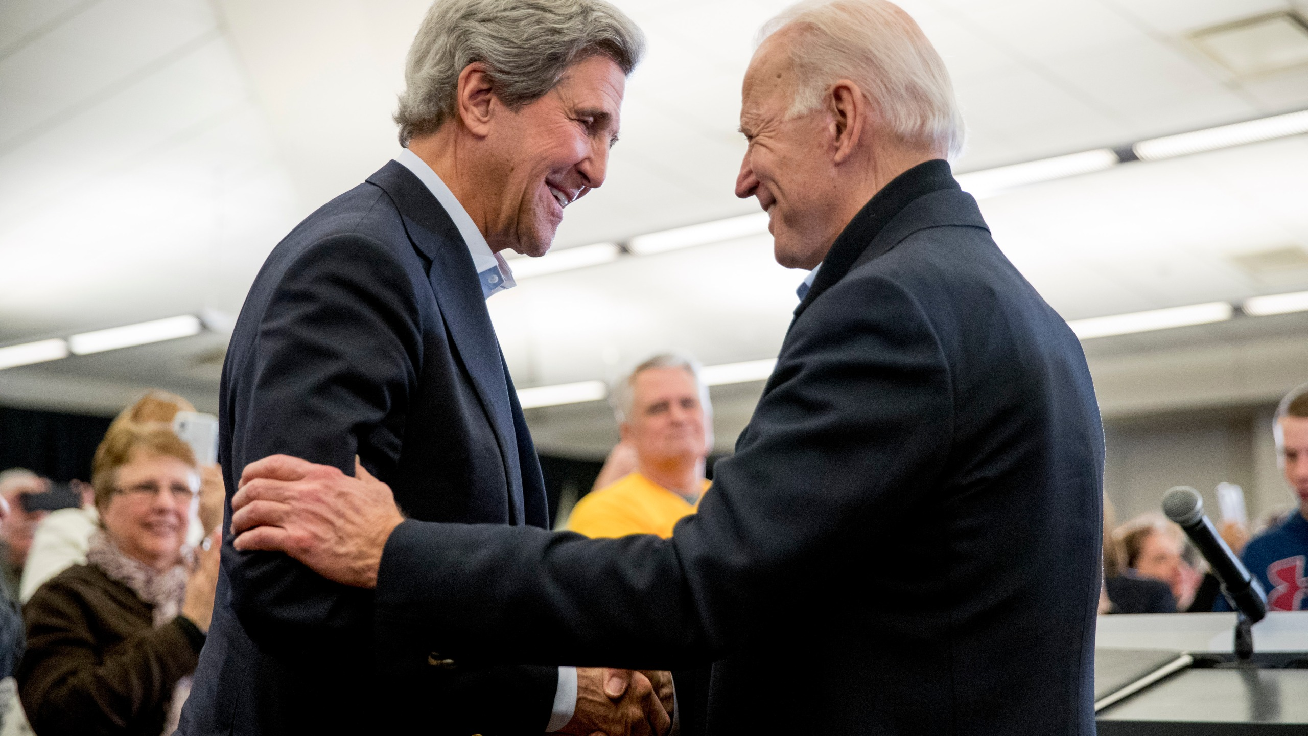 Joe Biden, John Kerry