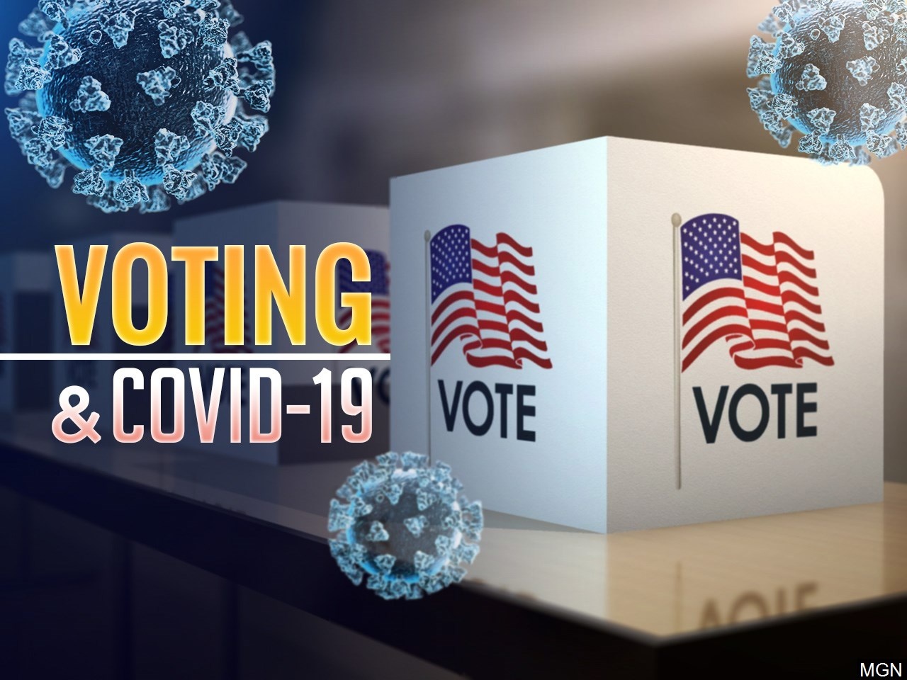 Virginia Tech Students In Quarantine Isolation Due To Covid 19 Still Able To Vote On Election Day Wfxrtv
