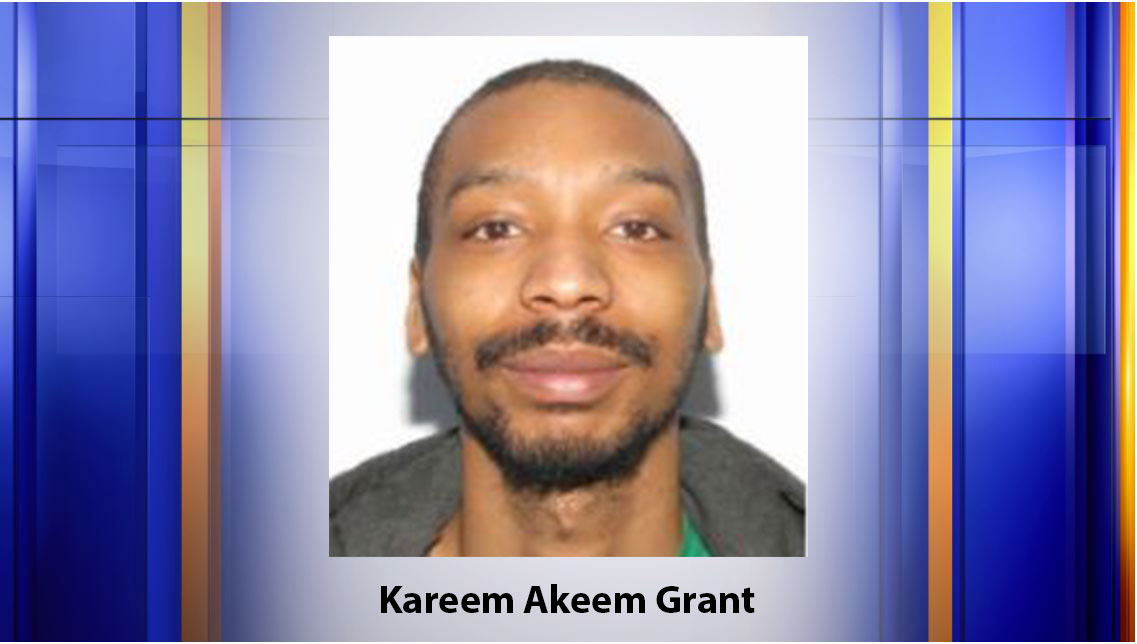 Montgomery County authorities are searching for Kareem Akeem Grant for forcible sodomy with a child. (Photo: Courtesy Montgomery County Sheriff's Office)