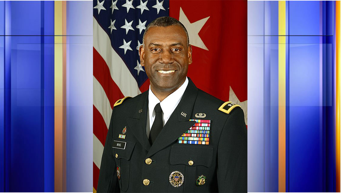Retired Maj. Gen. Cedric T. Wins was announced as interim superintendent at VMI on Friday, Nov. 13. (Photo: Official U.S. Army portrait via VMI Facebook)