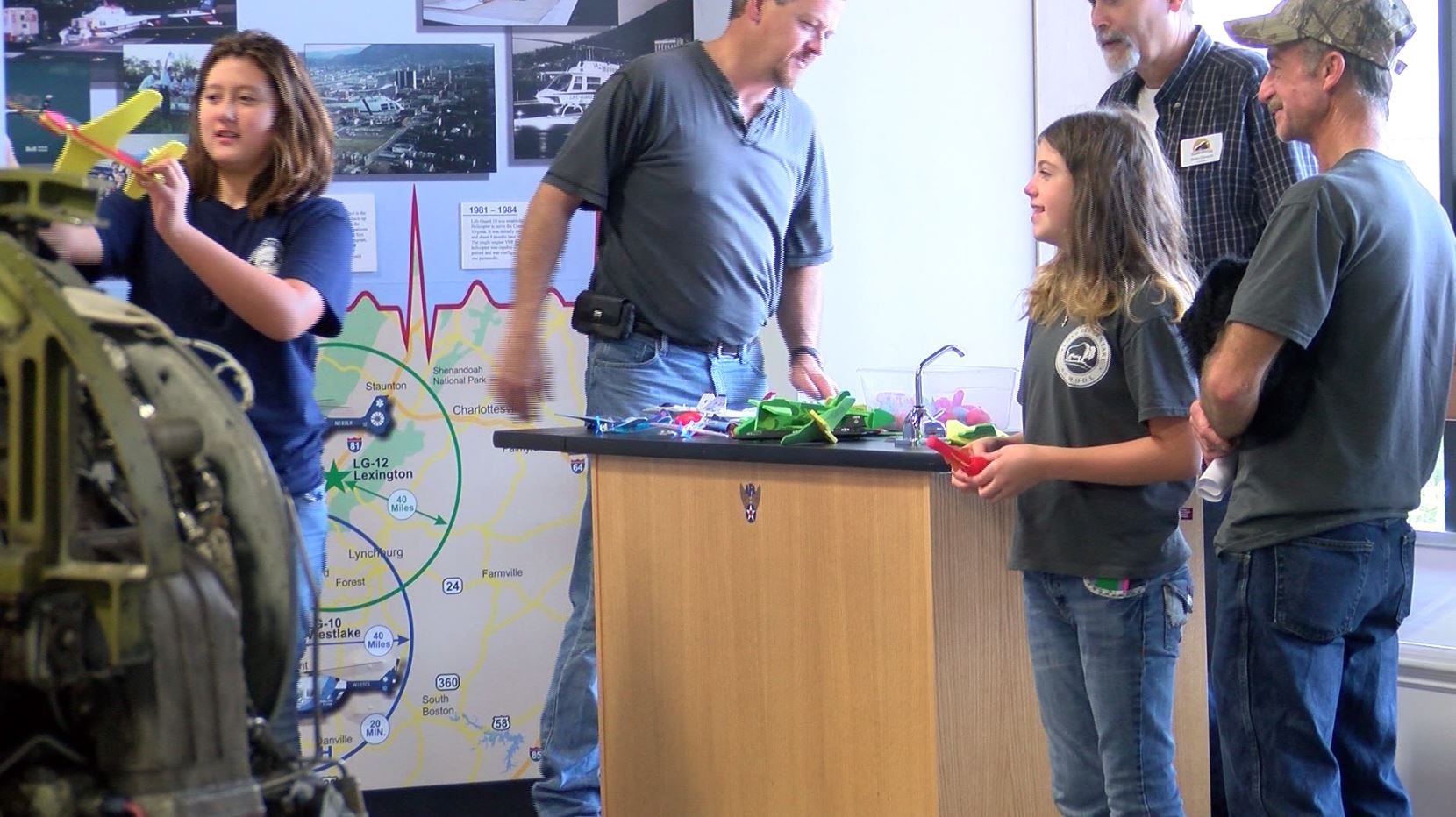 Virginia Tech Science Festival Turns Virtual Wfxrtv