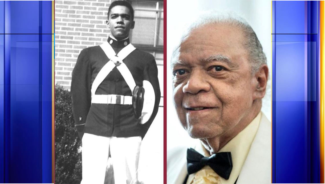 Irving Linwood Peddrew III was the first Black Student admitted to Virginia Tech. (Photo: Courtesy Virginia Tech)