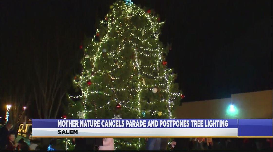 Lynchburg Va Christmas Parade 2021 Salem Christmas Parade Canceled Tree Lighting Ceremony Postponed Due To Weather Concerns Wfxrtv