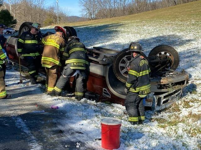 (Photo: Courtesy Bedford Fire Department)